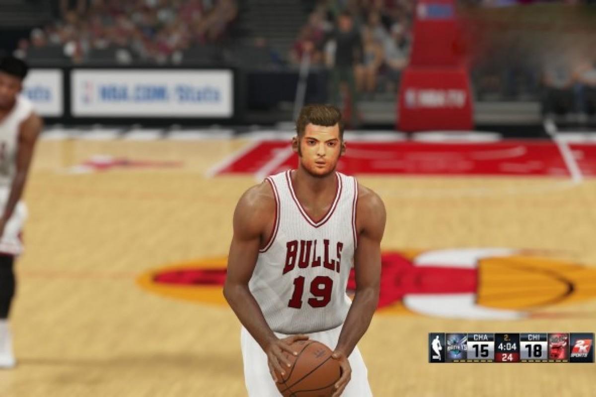 Ich wäre der perfekte NBA-Star