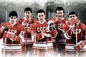 Gedrillte Eisbären – das sowjetische Eishockeywunder