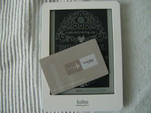 Büchereikarte Wien und Kobo E-Reader
