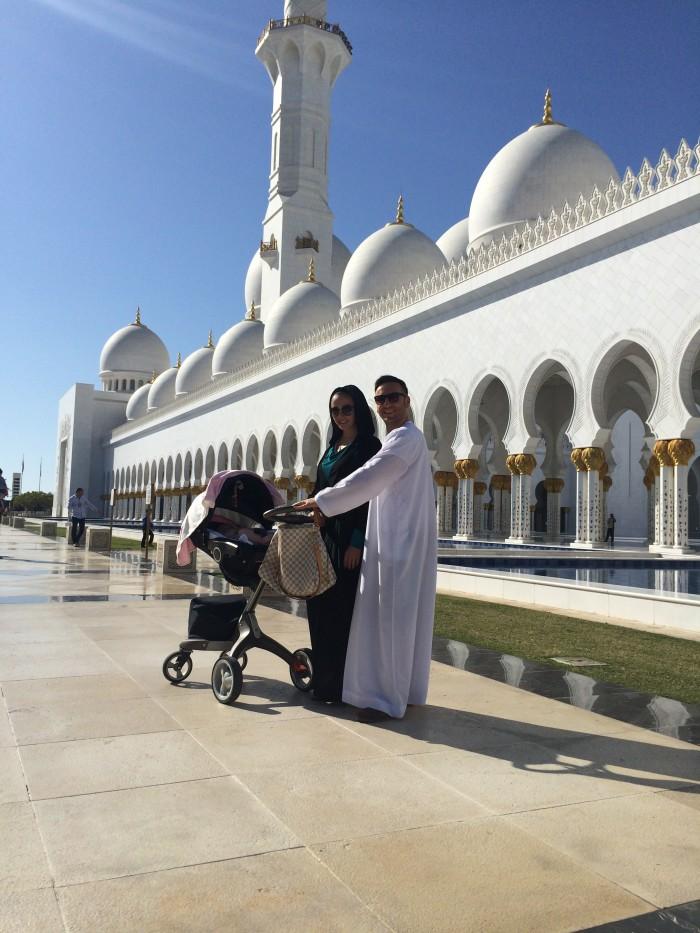 abu dhabi reisetipps, scheich zayid moschee, abu dhabi, insidertipps, familienfreundlich, kurztrip