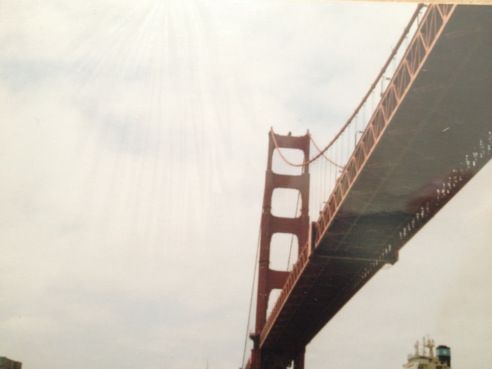 Platz 101: Golden Gate Bridge, San Francisco