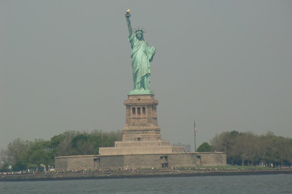 Platz 144: Freiheitsstatue, New York
