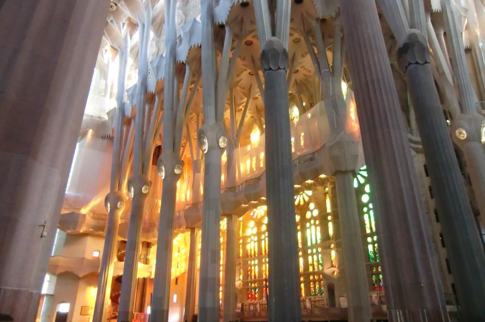 Platz 16: Sagrada Familia, Barcelona