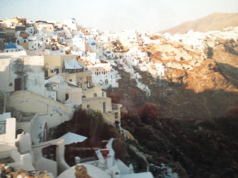 Platz 18: Santorin, Griechenland