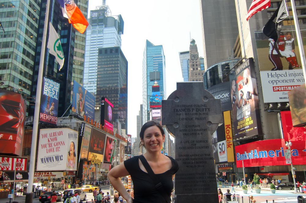Platz 208: Time Square, New York