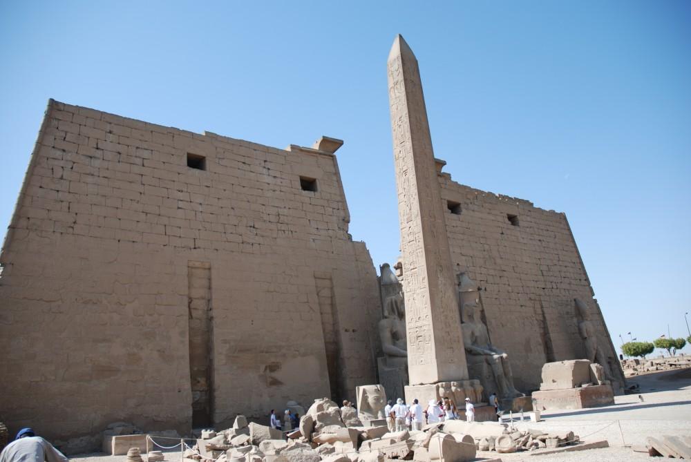 Platz 238: Luxor Tempel, Ägypten
