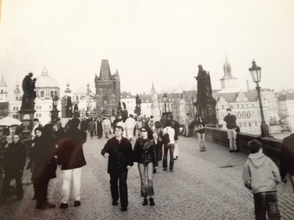 Platz 34: Karlsbrücke, Prag