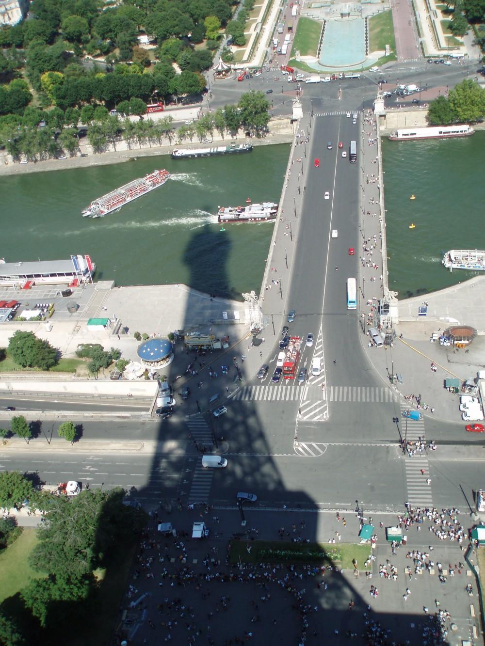 Platz 40: Eiffelturm, Paris