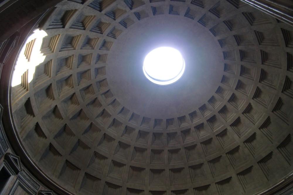 Platz 51: Pantheon, Rom