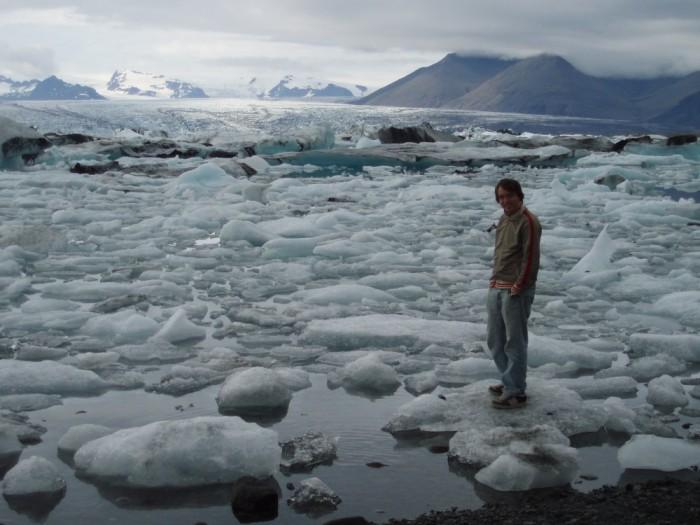 Platz 60: Jökülsarlon, Island