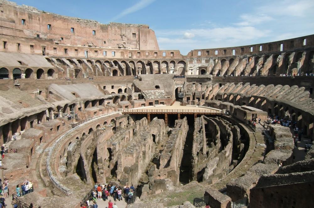 Platz 7: Kolosseum, Rom