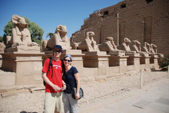 Platz 186: Karnaktempel, Luxor