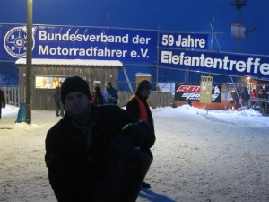 Elefantentreffen Loh Wintermotorradtreffen Russisches Gespann Helden der Freizeit heldenderfreizeit.com