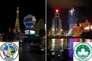 Las Vegas vs. Macau – ultimativer Vergleich der Sünden-Citys