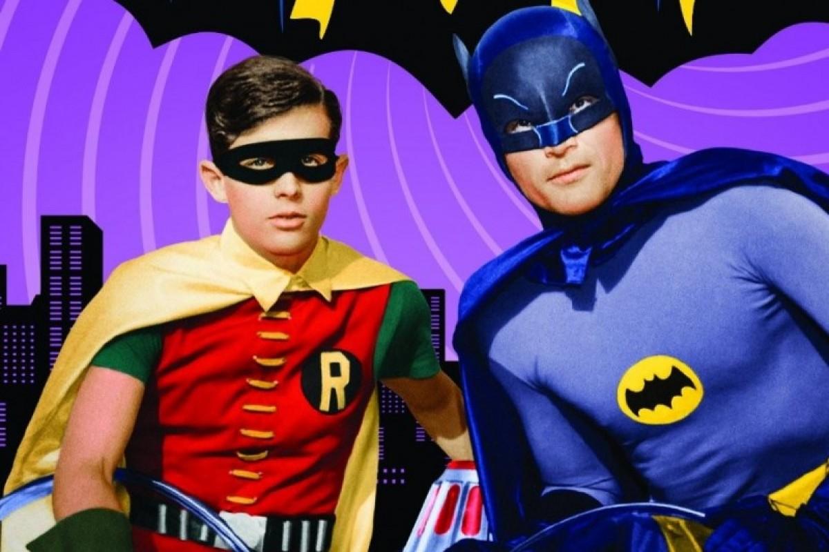 Heilige Maskerade! Diese Batman-Serie ist einfach Kult