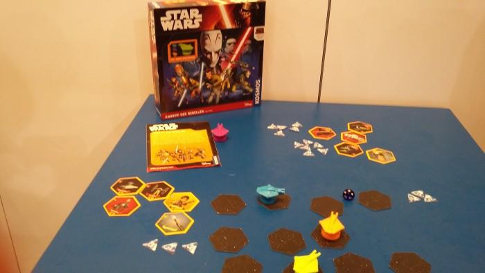 Star Wars ... bis zum Erbrechen