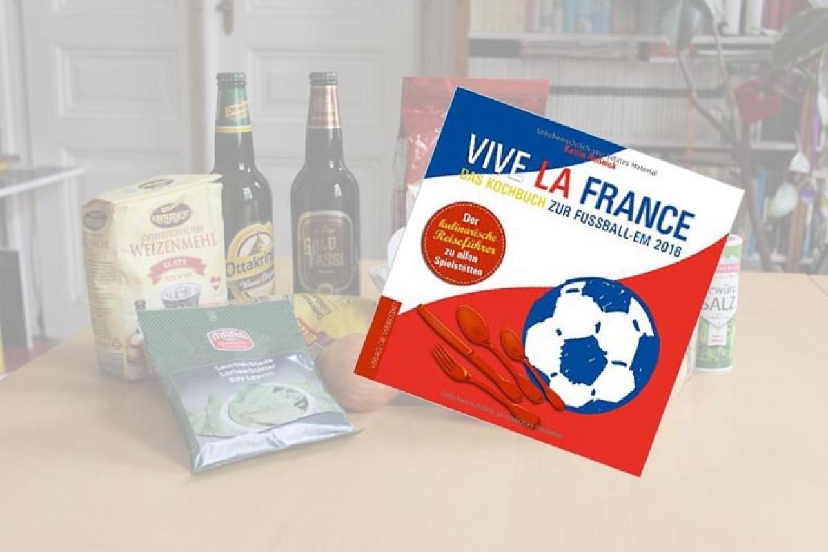 Vive la France – mir schmeckt die EURO