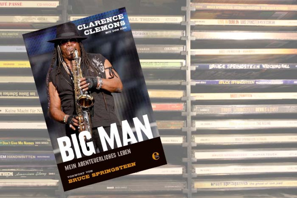 Springsteens Big Man: So abenteuerlich lebte Clarence Clemons