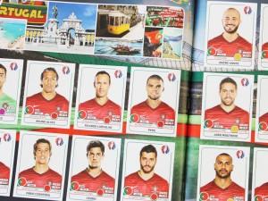 Die erste komplette Mannschaft: Portugal
