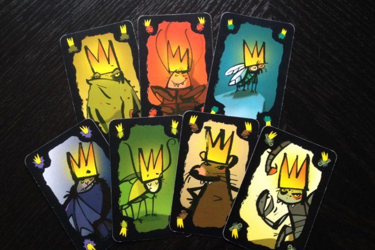 Dieses Ungeziefer sorgt für königlichen Poker-Spaß