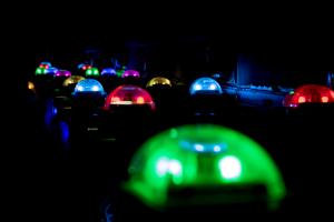 lasermaxx, wien, lasertag. lichter, ausrüstung