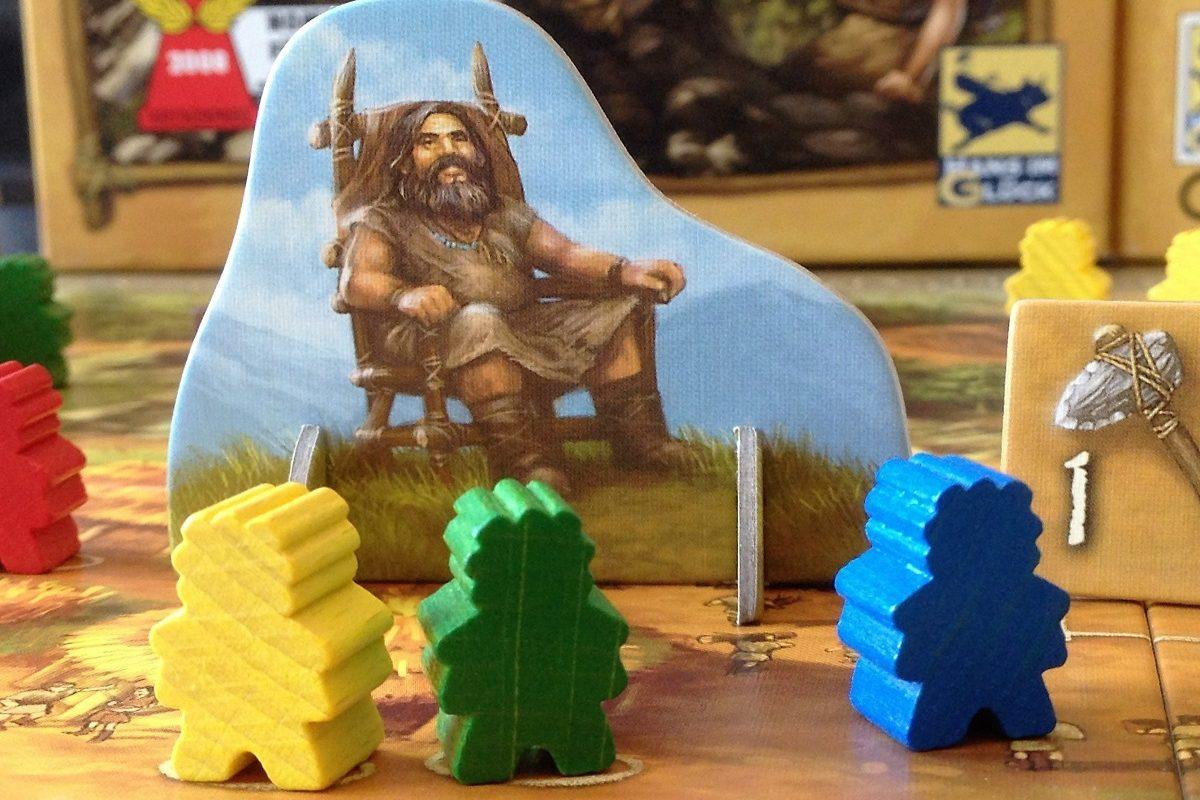 Spiel Stone Age! Da bestimmst du, wer sich vermehren darf