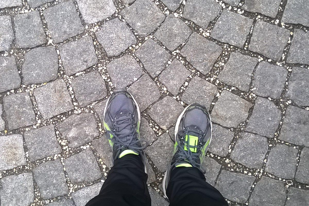 Vienna City Marathon: Ich werde älter, aber leider nicht fitter
