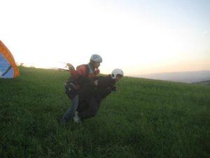 Paragleiten am Ötscher mit der Flugschule Kilb