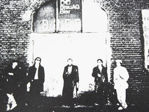 Das Bild vom Albumcover der ersten LP: Die Chefpartie anonym