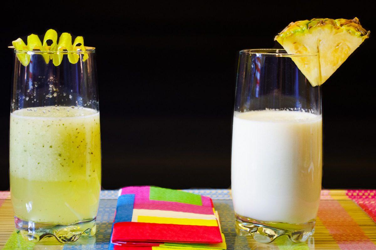 Cocktail und Smoothie – das Beste aus zwei Welten