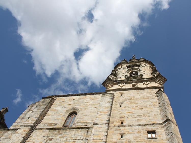 Die Kirche Iglesia San Antón