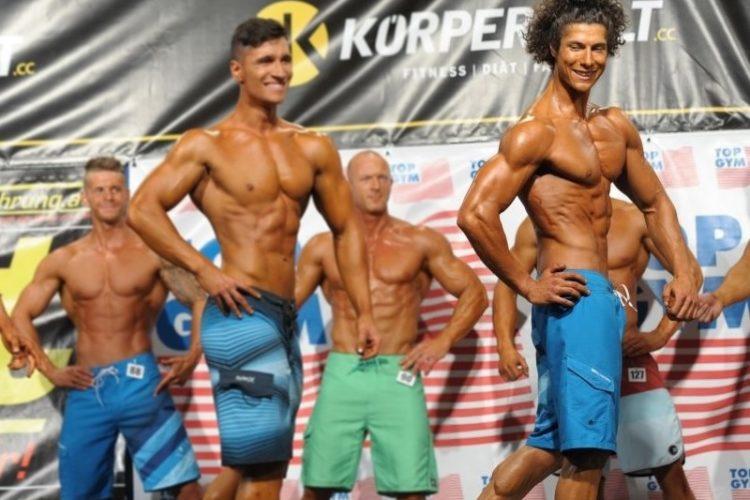 So hart war mein erster Bodybuilding-Contest