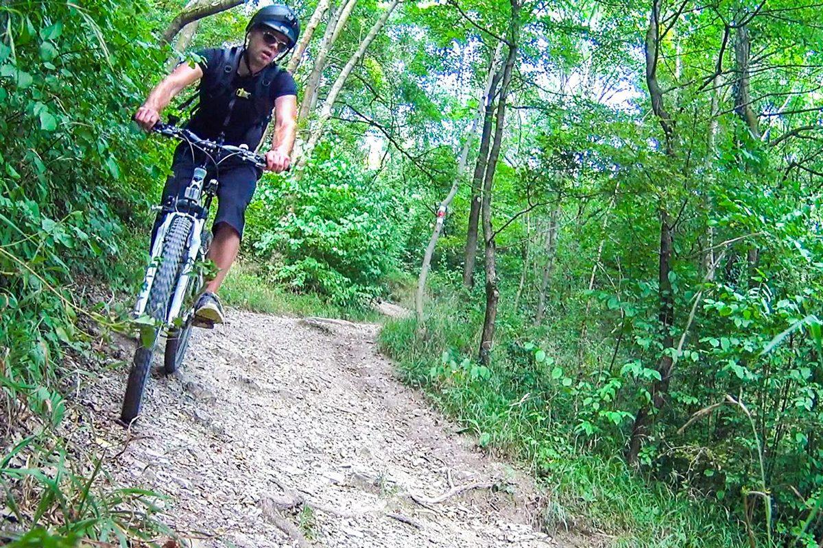 Hau di in Gatsch! Mit dem Bike um den Lainzer Tiergarten