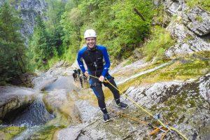 Canyoning in den Ötschergräben: So läuft deine erste Tour!