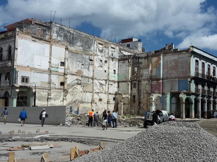 In Havanna werden bereits die ersten Hotels von ausländischen Investoren gekauft