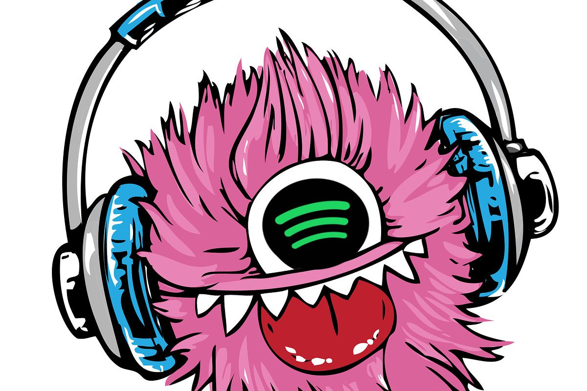 Süchtig nach Musik? Dann geh mit Spotify auf Band-Safari