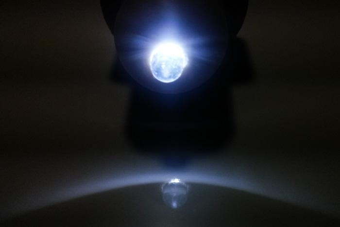 ... und schon leuchtet deine neue Lampe.
