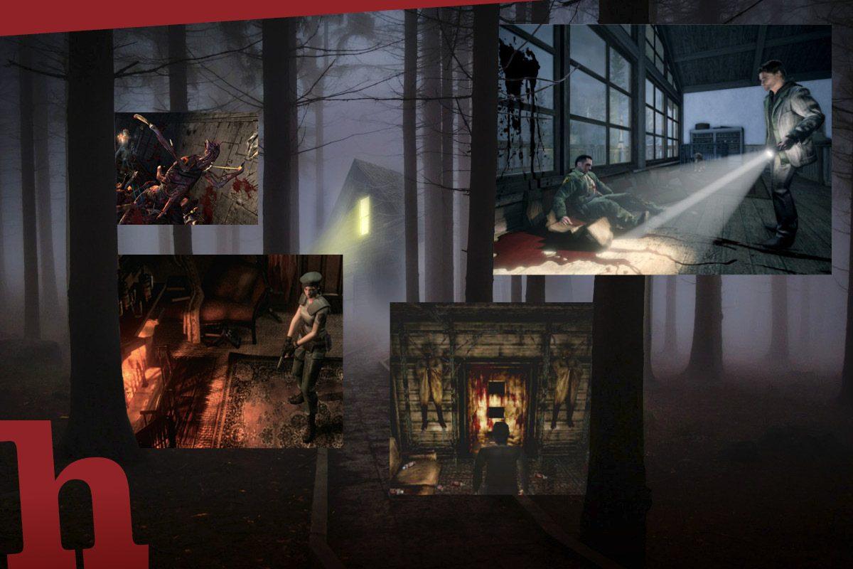 Geh du voraus! Die 10 gruseligsten Orte in Videospielen