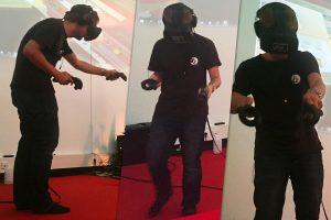 Keine Lust auf Wirklichkeit? Versuch' Virtual Reality im Vrei!