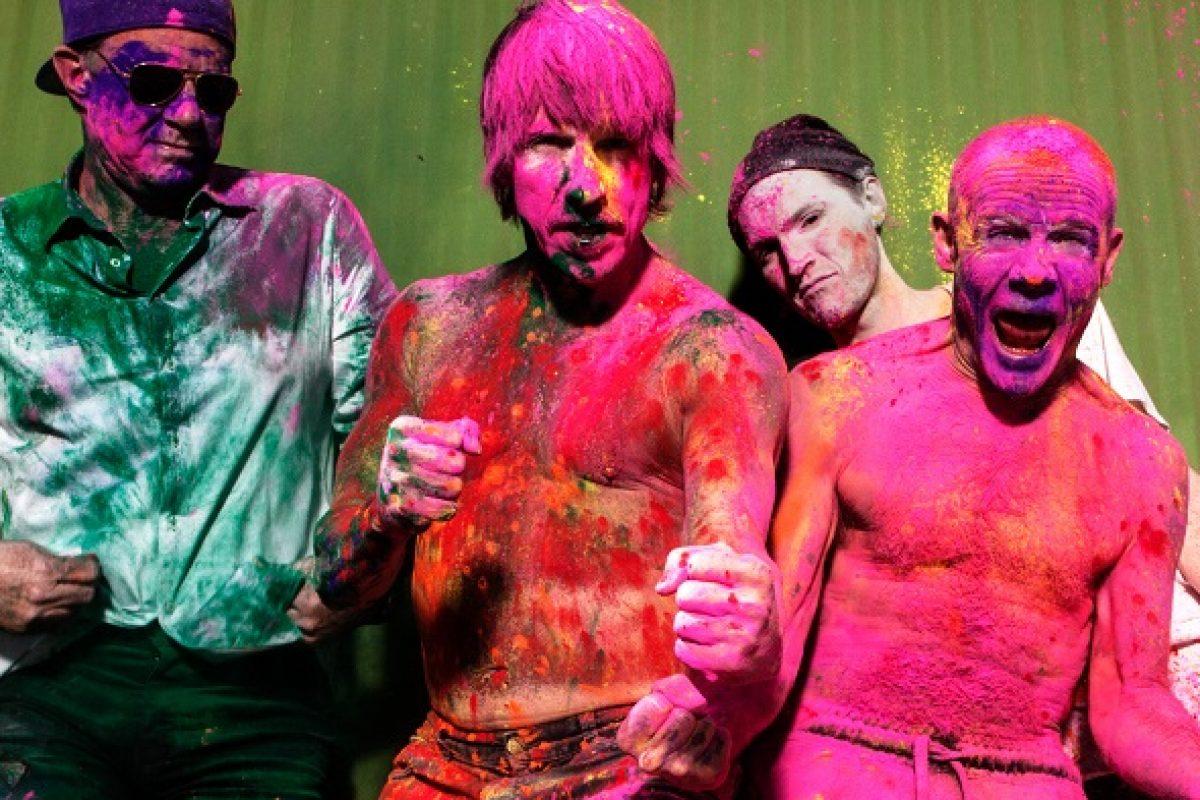 Mit alles und scharf! Red Hot Chili Peppers heizen Wien ein