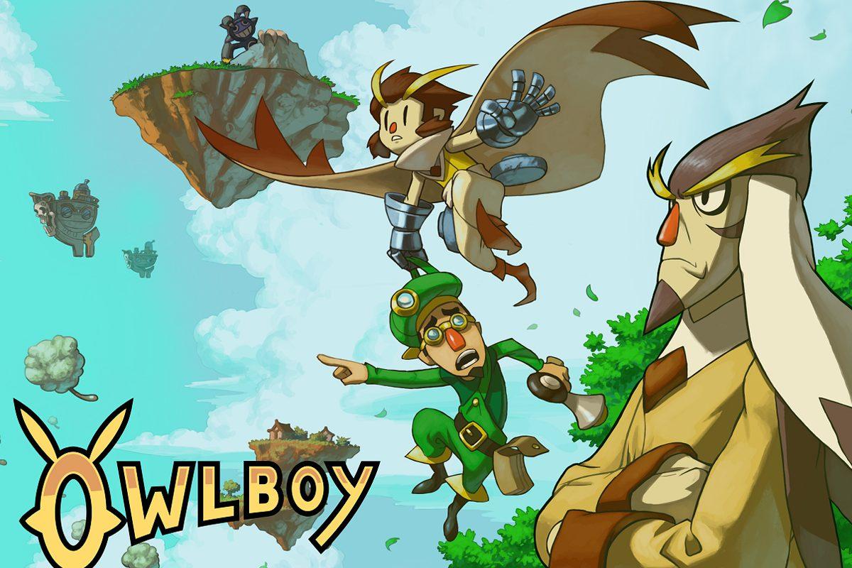 Vergiss Mario und Sonic! Unser neuer Pixel-Held ist Owlboy