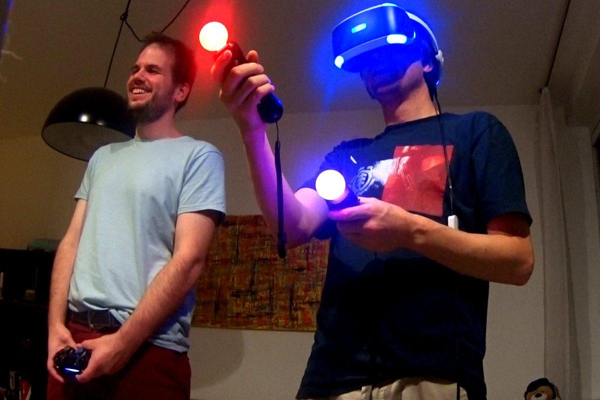 Ist die PlayStation VR das perfekte Weihnachtsgeschenk?