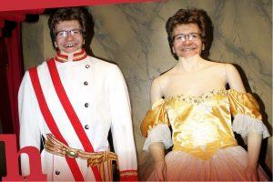 Hilfe, ich bin ein Habsburger! Eine Zeitreise im Time Travel Vienna