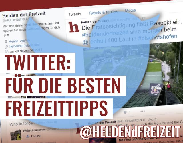 Helden der Freizeit Twitter heldenderfreizeit.com