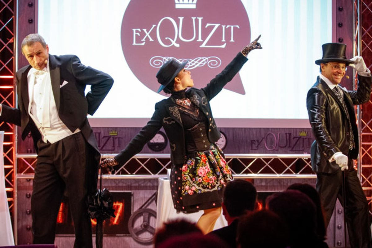 Marriott-Quiz statt Pub-Quiz: Gönn dir das Dinnerquiz in Wien