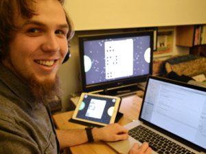 Asymmetric von iPhone Game Entwickler Klemens Strasser