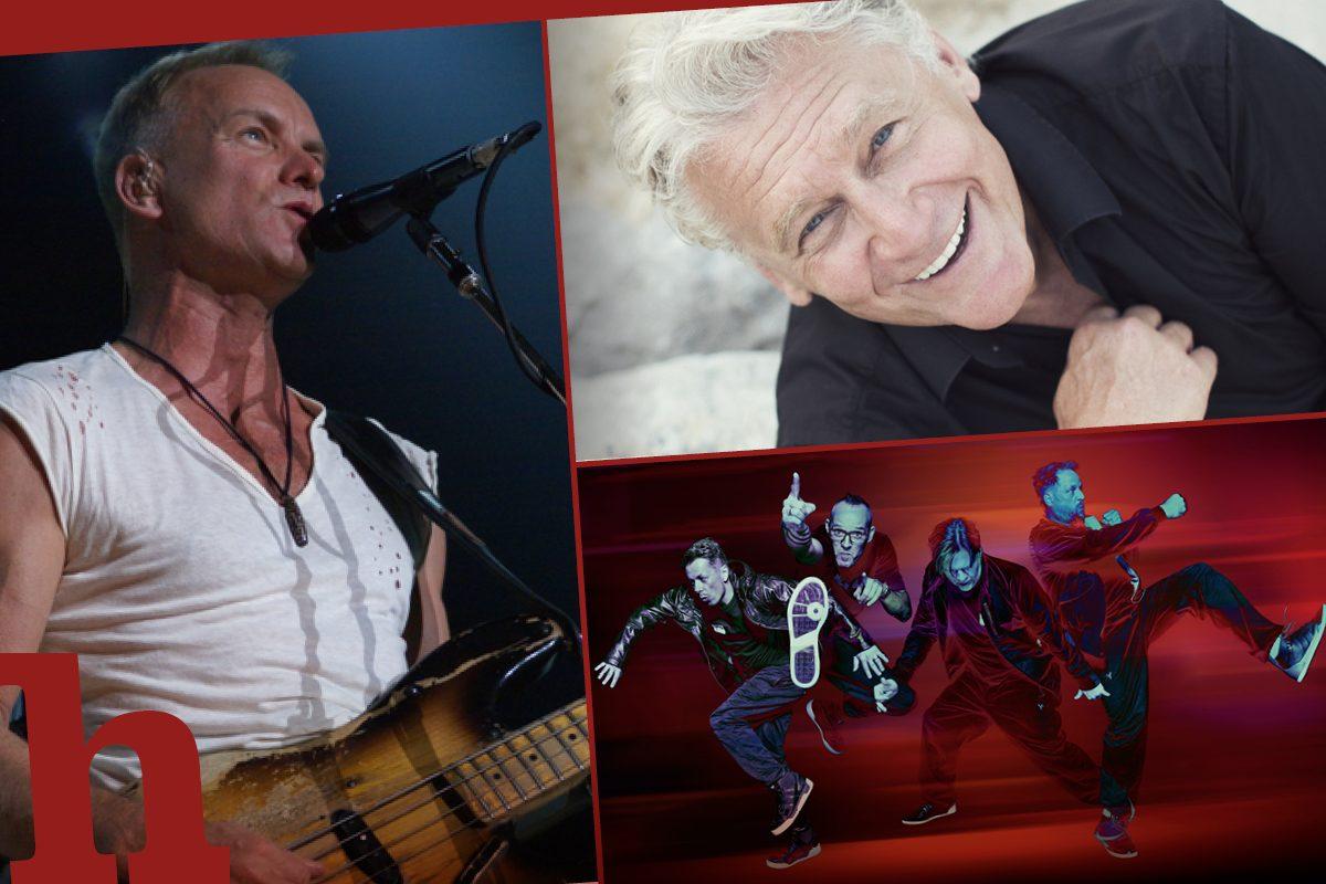 Konzerthighlights 2017 – 6 Acts, die du erleben musst