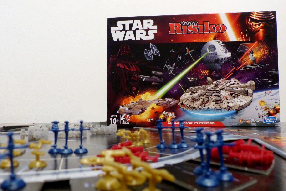 Möge Star Wars Risiko mit dir sein!
