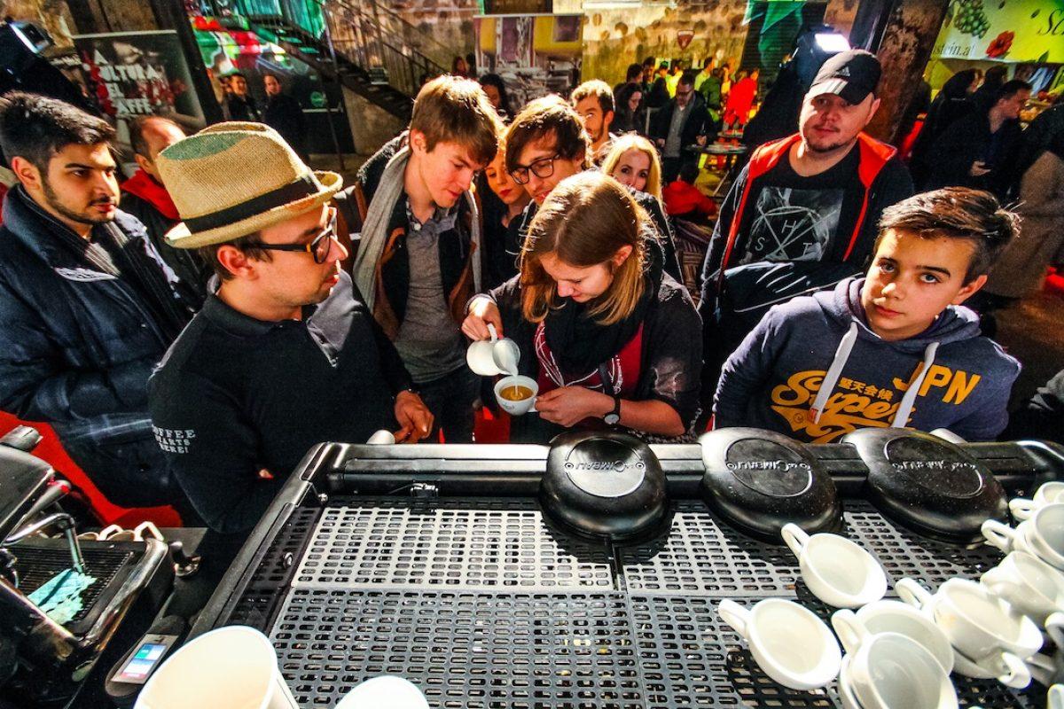 Ciao, Wintermüdigkeit! Das Vienna Coffee Festival macht dich wach