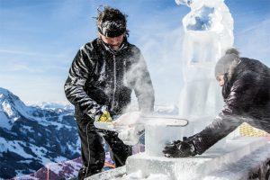 Art on Snow 2017 – bestaune die coolsten Kunstwerke aus Schnee